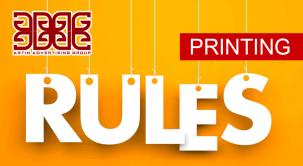 قوانین چاپ